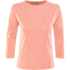 The North Face Inlux T-shirt manches courtes Femme, fire brick red heather